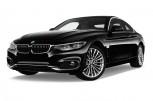 BMW 4 SERIES Luxury Line -  Fahrbahnperspektive