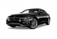 BMW 430 Coupé Schrägansicht Front