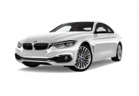 BMW 430 Coupe Vista laterale-frontale