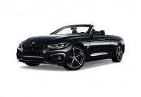 BMW 435 Cabriolet Schrägansicht Front