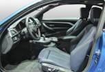 BMW 435 Coupé Front + links, Coupé