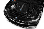 BMW 4 SERIES Luxury Line -  Motorraum