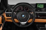 BMW 4 SERIES Luxury Line -  Lenkrad