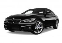 BMW 435 Coupé Schrägansicht Front