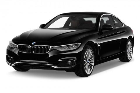 BMW 4 SERIES Luxury Line - Schrägansicht Front