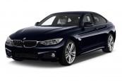 BMW 440  Schrägansicht Front