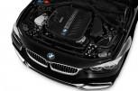 BMW 4 SERIES Luxury Line -  Motorraum