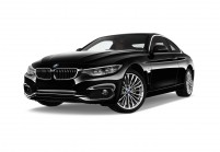 BMW 440 Coupe Vista laterale-frontale