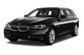 BMW 520  Schrägansicht Front
