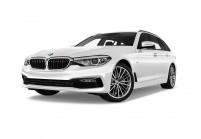 BMW 520 Combi Vue oblique avant