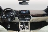 BMW 520 Kombi Front + links, Stationwagon