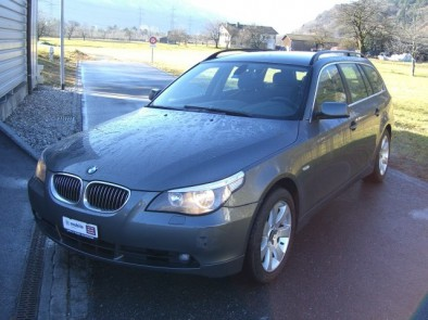BMW 525xi Touring