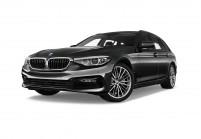 BMW 530 Combi Vue oblique avant