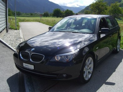 BMW 530xd Touring Steptronic