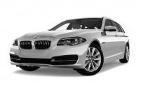 BMW 530 Kombi Schrägansicht Front