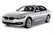 BMW 540  Schrägansicht Front
