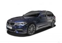 BMW 540 Combi Avant + gauche, Voiture Station