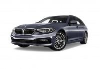 BMW 540 Combi Vue oblique avant