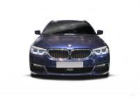 BMW 540 Kombi Front + links, Stationwagon