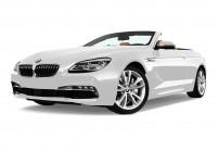 BMW 640 Cabriolet Schrägansicht Front