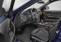 BMW-ALPINA 3 SERIES Kombi Seite links, Stationwagon, Dunkelgrau