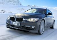 BMW-ALPINA 3 SERIES Station wagon Parte sinistra, Stationwagon, Grigio scuro
