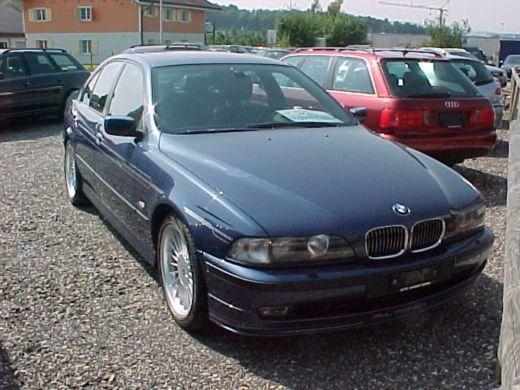 BMW-ALPINA B10 4.6 S.Tronic