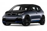 BMW I3 S -  Fahrbahnperspektive