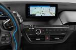 BMW I3 S -  Lüftungs- und Temperatursteuerung