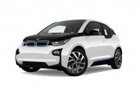 BMW i3 Kleinwagen Schrägansicht Front