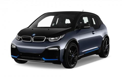 BMW I3 S - Schrägansicht Front
