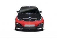 BMW i3 Petite voiture Avant + gauche