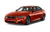 BMW M3  Schrägansicht Front
