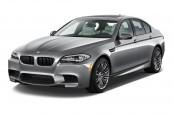 BMW M5  Schrägansicht Front