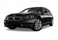BMW M550 Combi Vue oblique avant