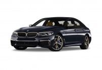 BMW M550 Limousine Schrägansicht Front