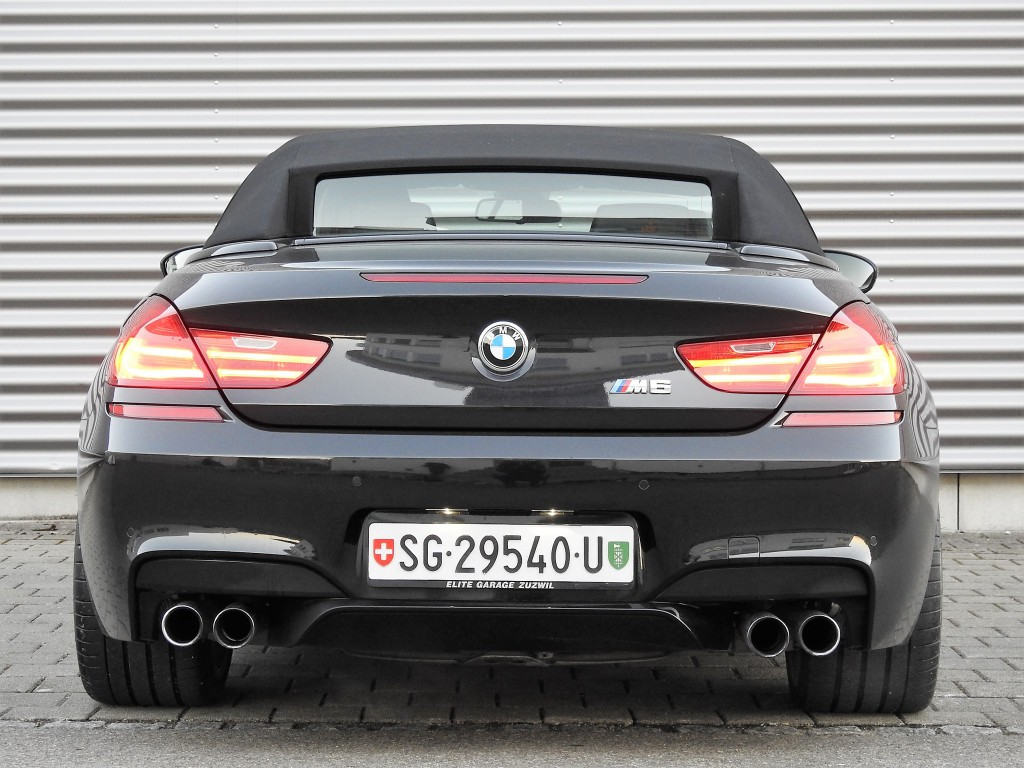bmw m6 cabrio drivelogic occasion benzin 66 39 800 km chf 69 39 800. Black Bedroom Furniture Sets. Home Design Ideas