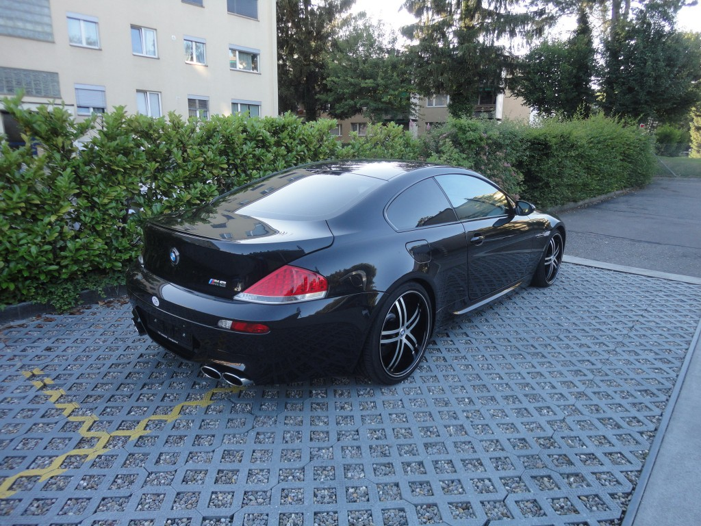 bmw m6 smg occasion benzin 37 39 800 km chf 59 39 900. Black Bedroom Furniture Sets. Home Design Ideas