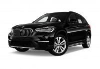 BMW X1 SUV / Geländewagen Schrägansicht Front