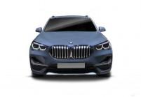BMW X1 SUV / Geländewagen Front + links