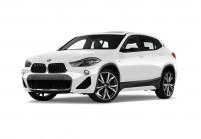 BMW X2 SUV / Fuoristrada Vista laterale-frontale