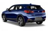 BMW X2 M Sport X -  Schrägansicht Heck