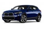 BMW X2 M Sport X -  Fahrbahnperspektive