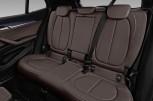 BMW X2 M Sport X -  Rücksitze