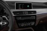 BMW X2 M Sport X -  Lüftungs- und Temperatursteuerung