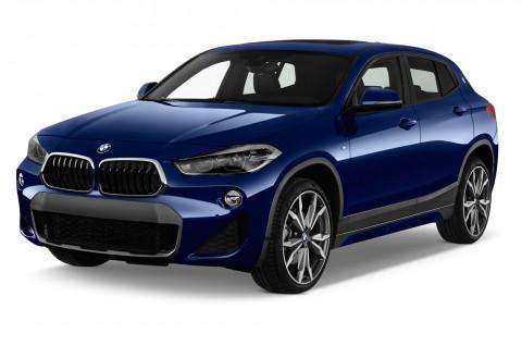 BMW X2 M Sport X - Schrägansicht Front
