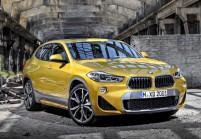 BMW X2 SUV / Tout terrain Avant + gauche