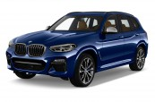 BMW X3  Schrägansicht Front