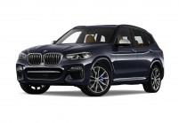 BMW X3 SUV / Fuoristrada Vista laterale-frontale