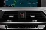BMW X3 M Performance -  Lufteinlass